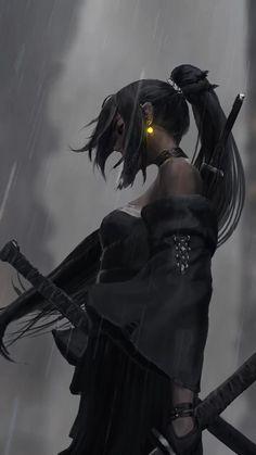 Wallpaper Animes, Anime Wallpaper Live, Anime Scenery Wallpaper, Animes Wallpapers, Foto Fantasy, Dark Fantasy Art, Fantasy Girl, Fantasy Artwork, Manga Anime Girl