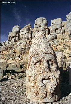 Famous Historic Buildings & Archaeological Sites in Turkey ...