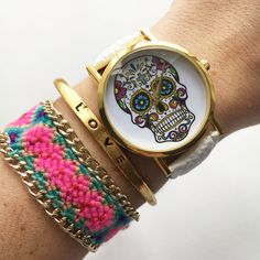 Reloj de www.misscaracola.com  #love #watches #cute #blogger #fashion