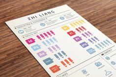 20 Cool Resume & CV Designs