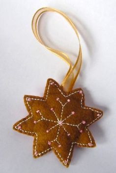 Christmas Ornament Time! « American Felt and Craft- The Blog