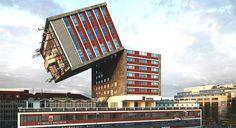 L'architettura impossibile di Victor Enrich