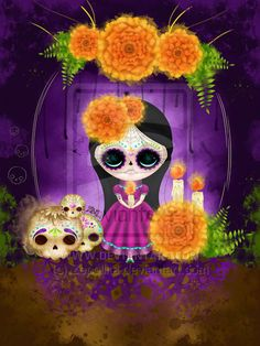 Catrina by Zepollita on deviantART