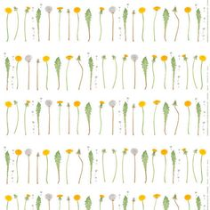 Marimekko Voikukka by Kristina Isola. Sadly out of print, and I am so sad it wasn't in the budget when I found some last year.