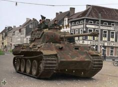 """PzKpfw V """"Panther"""", Sd Kfz 171"""