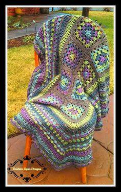 Beatrice Ryan Designs Crochet-A-Long Week 7…