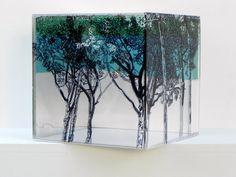 Instantes mágicos capturados en pequeños espacios, inexplicablemente transparentes
