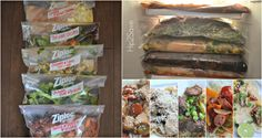 Show How Much You Care - Make Some Meals for New Moms  http://geniusbabyproject.com/make-ahead-freezer-meals-for-new-moms/