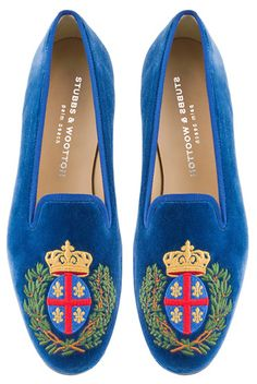 Belgian Dandy: Stubbs & Wootton: They are Cult Loafers. And for a reason !