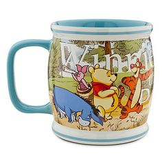 Winnie The Pooh and Friends Disney Mug Cup