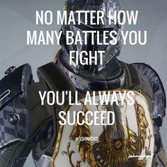 Believe in your success!