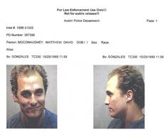 Celebrity Mug Shots! (And it tells why they were arrested and when)