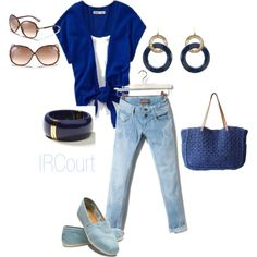 Casual 2012, created by ircourt on Polyvore
