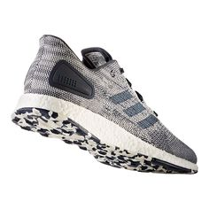 e8c447ed3 adidas Men s Pure Boost DPR Running Shoes - Indigo White