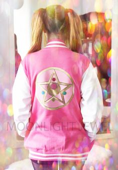 Crystal Star College Jacke von Moonlight Jewel auf DaWanda.com
