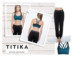 """titikaactive.com"" by semic-merisa ❤ liked on Polyvore featuring Titika"