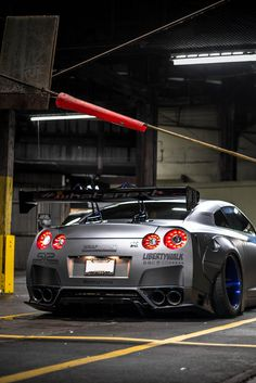 Nissan GTR by LB Performance : one of my favorite wide body for this car! Nissan Gtr R35, Gtr Nismo, Nissan Skyline Gt R, Skyline Gtr, Liberty Walk, Japan Cars, Tuner Cars, Performance Cars, Modified Cars