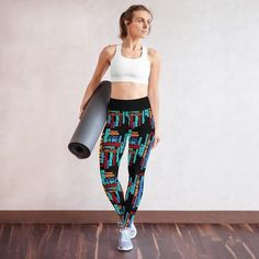 Cute workout clothes are a must-have for women who love fun leggings that make a bold statement. Style Leggings    Outfits With Leggings    High Waisted Seamless Leggings    Brown Leggings Outfit   Low Waist Leggings    High Waisted Yoga Leggings Brown Leggings, Best Leggings, Sports Leggings, Leggings Fashion, Workout Leggings, Women's Leggings, High Waisted Yoga Leggings, Seamless Leggings, Colorful Leggings