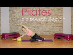 Pilates dla początkujących - YouTube