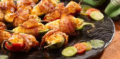 Chipotle Chicken Stuffed Peppers - Boar's Head Provisions Co., Inc.
