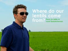 Family Feedbag: Where do our lentils come from?