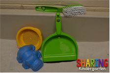 Dollar Store Ideas - Sharing Kindergarten