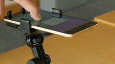 #Móviles #presión #software Crean ForcePhone, software que traduce las presiones en móviles en opciones adicionales