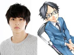 Kento Yamazaki, Suzu Hirose to Star in Live-Action Your Lie in April Film - News - Anime News Network