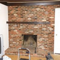 Testimonial Lucinda - Check out the AFTER photo!!! Brick Anew Paint Kit