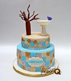 torta bautizo.mr.ponQ