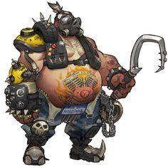 ::the road hog gang::    Roadhog