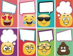 EMOJI LUNCH BOX NOTES FREEBIE With back to school just around the corner I thought I'd create a Lunch Box Notes freebie... and instead o...