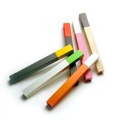 colored stick lighters!
