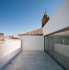 Francisco Reina || Rehabilitación de la Casa Diañez (Cádiz, España) || © Fernando Alda