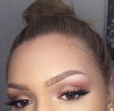 Love this look! Define your brows with easy to use EcoBrow Defining Wax!