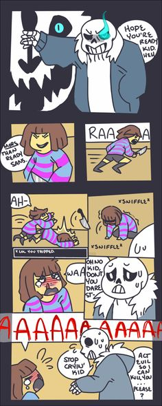 Crybaby by SickAede on DeviantArt lol you tripped