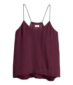 Viscose Top from H&M on Wanelo