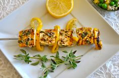 Ordinary Vegan Spiced Grilled Tofu Kebabs with Sesame Seeds  http://www.ordinaryvegan.net/tofukebab/