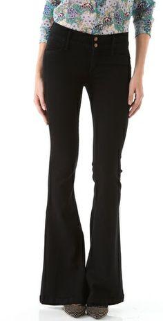 Sissi Platform Flare Jeans