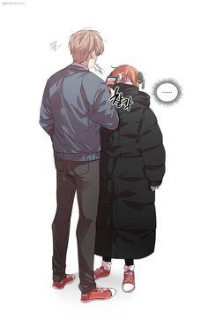 Anime: Gintama Personagens: Okita Sougo e Kagura Kawaii Chibi, Cute Chibi, Anime Love Couple, Cute Anime Couples, Anime Cosplay, Anime Manga, Anime Art, Gajeel Y Levy, Gintama