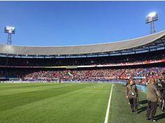 23/10/16 Feyenoord vs 020 Kuip Rotterdam