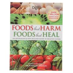 Foods That Harm Foods That Heal-9781921569272 NZ$20.00 on Nzsale.co.nz