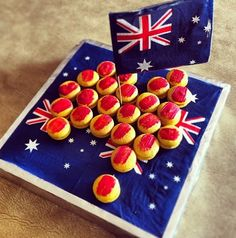 #AustraliaDayOnboard SO EXCITED!!