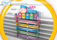 J&J Shopper Marketing POSM on Behance
