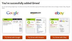 Qmee: Search and save with this helpful tool - you may wonder why it's here under blogging. Well I do research all day - shouldn't I get paid for that too!  #bloggerperks
