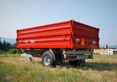 Traktorové návěsy BIG 7.5