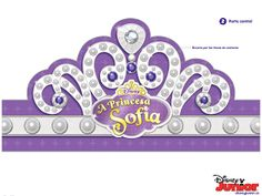 Print and color pictures of your favorite Sofia the First friends! Enjoy Sofia the First coloring pages and other fun, creative activities on Disney Junior! Princess Sofia Birthday, Sofia The First Birthday Party, 3rd Birthday Parties, Princess Party, Girl Birthday, Birthday Ideas, Disney Junior, Disney Jr, Princesa Sophia