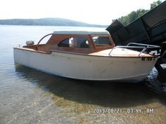 1948 Matthews 40 Sedan Cruiser Classic Yacht Home Big
