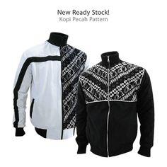 New! Ready Stock! KOPI PECAH PATTERN  #jaketbatikmedogh #bestseller  http://medogh.com/baju-batik-pria/jaket-batik-pria?page=2