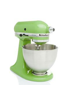 Ordinaire Lime Kitchenaid Mixer